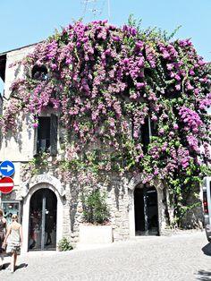 Sirmione, Garda Lake, Italy