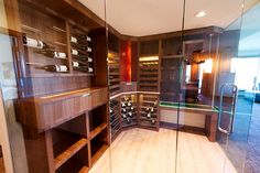 HSC Lifestyles Lottery Grand Prize Showhome Wine Cellar