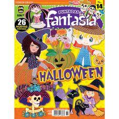 Puntadas de Fantasía 14 - Halloween
