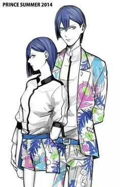 Utapri Female and normal Masato