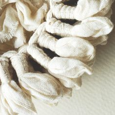 We're pleased to offer a range of te-kumo shibori samples tied by the master Arimatsu artisan Mrs. Tomeko Honma (aged over 90) at the Slow Fiber Studios shop. Te-kumo shibori is a hand tied spider ...