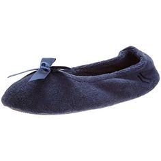 These specially designed ballerina slippers surround your feet in the highest quality material. Soft stretch #terry and lycra uppers combine with specially conto...