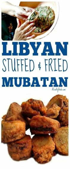 My mom is visiting us and she's been cooking up a storm, including this Libyan Stuffed and Fried Potato Mubatan. Libyan Food, Making French Fries, Stuffing Ingredients, Cooking Sheet, Lebanese Cuisine, Food 101, Cooking Dishes, Cook Up A Storm, Peeling Potatoes