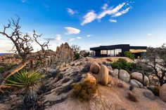 Great Architecture: The Black Desert House
