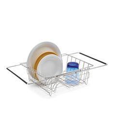 In-Sink Dish Rack #zulily #zulilyfinds