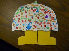 spring craft idea | Crafts and Worksheets for Preschool,Toddler and Kindergarten