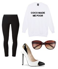 """Gabriella Demartino"" by mxb1412 ❤ liked on Polyvore"