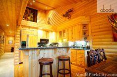 Abode at Glenfiddich in Deer Valley #abodeparkcity #parkcityvacationrental #deervalleyvacation