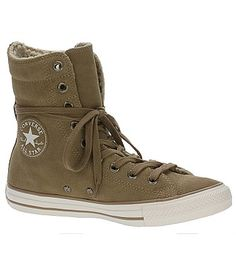 boty Converse Chuck Taylor All Star Hi-Rise Suede Hi - 553421 Sand Dune 4f4f7ced0d