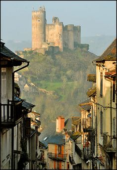 Najac, France. From a compiled list of awesome places worth seeing around the globe. It might take you a few years to hit every one, but it'll be worth it (even if your bank account doesn't agree). You'll know you lived your life to the fullest.