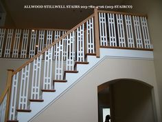 View Our Gallery Of Custom Wood Stairs And Staircases By Stillwell  Stairbuilders. Serving Architects, Builders And Homeowners For Over 65  Years.