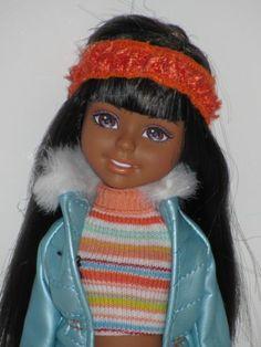 Barbie Wee Three Friends 3 Janet AA Snow Fun Brunette Dog Winter Deboxed Skates | eBay
