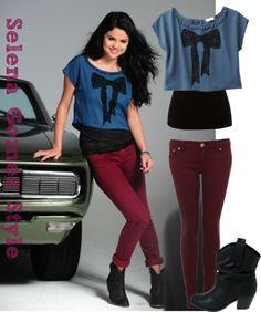 Selena Gomez Style.