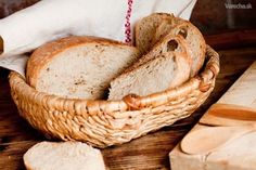 Ako na to? Bread, Food, Basket, Brot, Essen, Baking, Meals, Breads, Buns