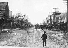 Main Street, Rosenberg, Texas (1890).
