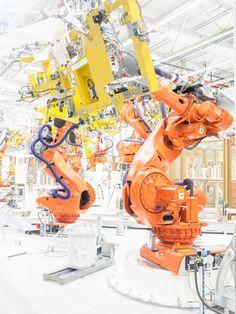 Benedict Redgrove – BMW i3 Factory