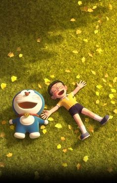 Doraemon and Nobita Doremon Cartoon, Cartoon Photo, Cartoon Characters, Doraemon Wallpapers, Cute Cartoon Wallpapers, Kamen Rider, Stand By Me ドラえもん, Doraemon Stand By Me, Tinkerbell Movies