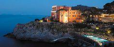 Mezzatorre Resort & Spa on the Italian island of Ischia, a sublime springtime destination! #WinIt