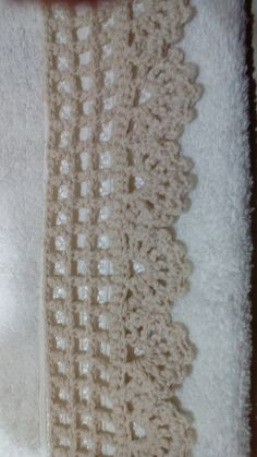 Filet al crochet