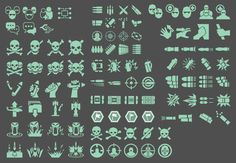 weapon icons - Google Search