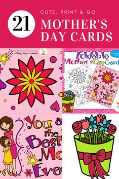 This collection contains 13 Pre-Colored and 8 Black and white Foldable Mother's Day Cards in PDF format. All you need to do is Print and you're ready to GO! Perfect for distance learning. First Grade Activities, Primary Education, Dotted Line, Fox Design, Mothers Day Cards, Elementary Teacher, Fun Learning, Second Grade, Teaching Resources