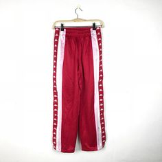 ADIDAS ORIGINALS STATEMENT, Bristol track pants w snap buttons, , Luisaviaroma