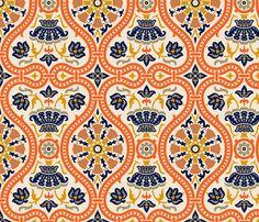 Victorian1 fabric by muhlenkott on Spoonflower - custom fabric