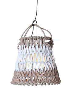 KNOTTEE suspension by Kenneth Cobonpue for Hive [design by hive] - available at KE-ZU.