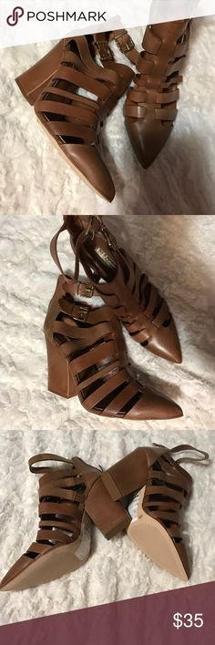 BCBG Heels BCBG wedge/ heels/ size 8 1/2/ Never worn! BCBGeneration Shoes Heels