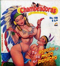 ¡Historietas Perversas!: Las Chambeadoras