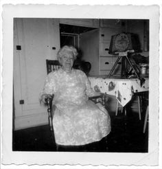 Laura Ingalls Wilder in 1953