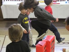 superhero party. superheroes leap over tall buildings in a single bounce! Real Party Themes, Superhero, Spiderman, Superman - iVillage