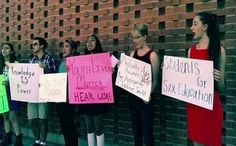 Nevada Teen Rallies Students to Fight for Comprehensive Sex Ed