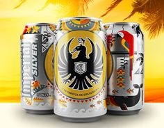 Imperial Beer Summer Edition on Packaging of the World - Creative Package Design Gallery