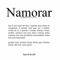 Namorar... Queria @dudas_costas Stupid Love, Love Is All, Gay Frases, Sentences, Love Quotes, Romance, Shit Happens, Thoughts, Humor