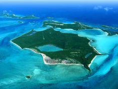 BUY: Darby Island, Exuma Cays, Bahamas ($46 Million Dollars)!