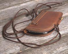 Brown Case Xiaomi Mi 5 4s 4c Redmi 3 Leather Mini by HAPPER