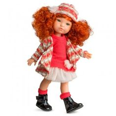 Berjuan is a family business founded in 1977 in Onil, Alicante (Spain). Their main activity is the manufacture of dolls, in Spain. Redhead Fashion, Lux Fashion, Urban Fashion, Girl Fashion, Different Hairstyles, Hair Color For Black Hair, Doll Hair, Black 7, Boutique