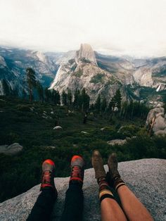 If I weren't afraid of heights, I would so do this because of the view.