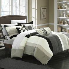Chic Home Highland 11 Piece Comforter Set & Reviews | Wayfair
