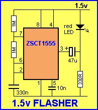 TALKING ELECTRONICS 555 Page3 Dc Circuit, Circuit Diagram, Electronic Circuit Projects, Electronics Projects, Bathroom Towel Decor, Arduino Board, Red Led, Modeling, Innovation