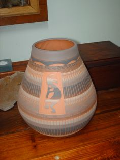 Navajo pot from All tribes gallery Albequerque
