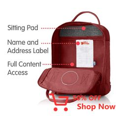 Outer Polypropylene Backpack Model:Kids Gender:Kids Concept:Outdoor cm cm cm Weight g L Non Textile Parts of Animal Origin:No Activity:Everyday Outdoor Laptop pocket:No Beach Wall Decor, Cool Stuff, Stuff To Buy, Diy And Crafts, Projects To Try, Boards, Baby Shower, Birthday, Kids