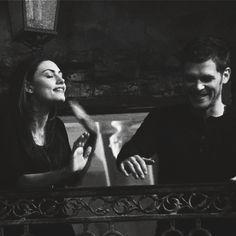 #TO The Originals  Hayley & Klaus
