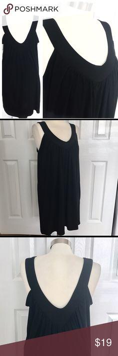 Selling this Jordan Taylor Black Sleeveless Dress with Pockets on Poshmark! My username is: katmazzaro. #shopmycloset #poshmark #fashion #shopping #style #forsale #jordan taylor #Dresses & Skirts