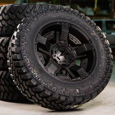 Custom Wheels and Rims for Cars & Trucks for Sale Jeep Wheels And Tires, Truck Rims And Tires, Rims For Cars, Truck Wheels, Black Truck Rims, 4x4 Tires, Black Rims, Jeep Wrangler Accessories, Jeep Accessories