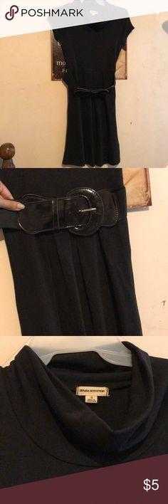 Black mini dress Mini dress , short sleeve even though it's black it still is kinda see through zenana outfiters Dresses Mini