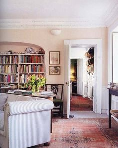 In honor of St. Patrick's Day and all things Irish, Ibring youbeautiful Irish homes as featured in Romantic Irish Homes by Robert O'Byr...