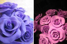 My Clay Rose Tutorial :  wedding crafts diy flowers tutorial Clay Ro