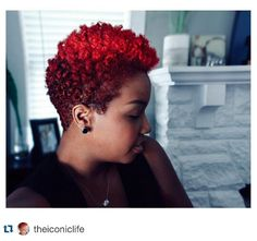 Tapered cut and color on natural hair Tapered fro Short Natural Styles, Short Hair Styles, Pixie Styles, Afro Blonde, Tapered Natural Hair, Tapered Twa, Twa Hairstyles, Tapered Hairstyles, Tapered Haircut